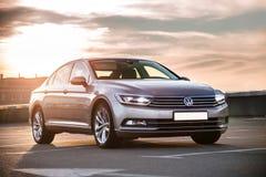 Volkswagen Passat b8 Immagine Stock