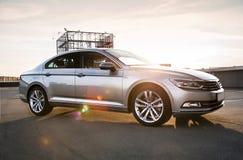 Volkswagen Passat b8 Immagini Stock Libere da Diritti
