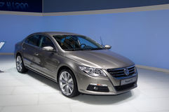 Volkswagen Passat CC Royalty Free Stock Images