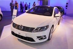 Volkswagen Passat cc immagini stock