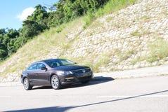 Volkswagen Passat CC Royalty Free Stock Images