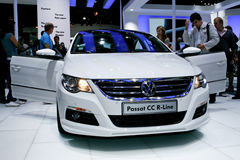 Volkswagen Passat CC R-Line Royalty Free Stock Photos