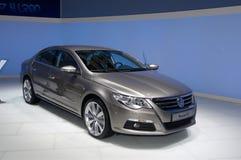 Volkswagen Passat centímetro cúbico imagens de stock royalty free