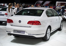 Volkswagen Passat Stock Photos
