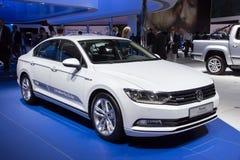 Volkswagen Passat TDI BlueMotion Stock Photography