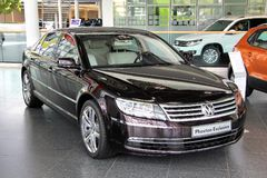 Volkswagen Phaeton Royalty Free Stock Images