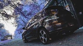 Volkswagen royalty free stock image