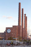 Volkswagen Plant Wolfsburg Stock Photos