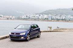 Volkswagen Polo GTI 2013 Model Royalty Free Stock Image