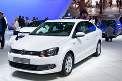 Volkswagen Polo Stock Photo