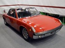 Volkswagen-Porsche 914 Immagini Stock Libere da Diritti