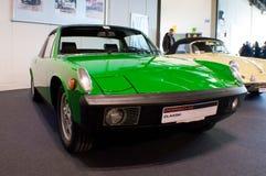 Volkswagen-Porsche 914 Stock Afbeeldingen
