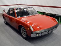 Volkswagen-Porsche 914 Royalty Free Stock Images