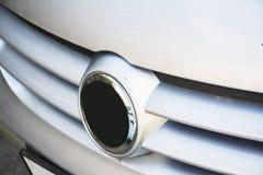 Volkswagen radiator grill Royalty Free Stock Image
