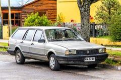 Volkswagen Santana Royalty Free Stock Photography