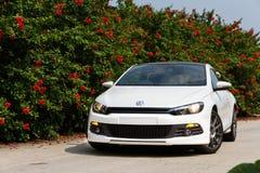 Volkswagen Scirocco 2012 Stock Afbeeldingen