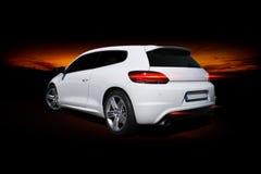 Volkswagen Scirocco Στοκ φωτογραφίες με δικαίωμα ελεύθερης χρήσης