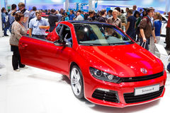 Volkswagen Scirocco R Royalty Free Stock Photography