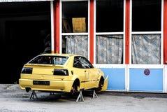 Volkswagen Scirocco Stock Photography
