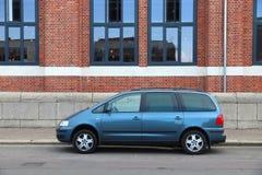 Volkswagen Sharan fotografia stock libera da diritti