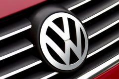 Volkswagen sign Stock Image