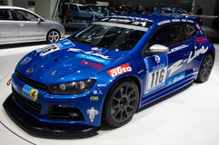Volkswagen Scirocco GT24 Royalty Free Stock Photo