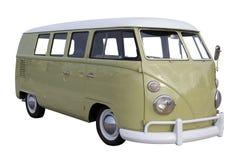 Volkswagen skåpbil Fotografering för Bildbyråer