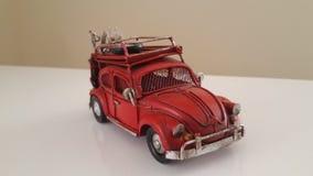 Volkswagen skalbagge royaltyfria foton
