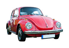 Volkswagen skalbagge Arkivfoto
