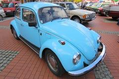 Volkswagen skalbagge Royaltyfri Bild