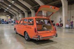 Volkswagen Squareback Wagon Royalty Free Stock Image