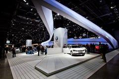 Volkswagen stand Stock Photography