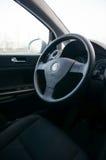 Volkswagen-stuurwiel Stock Foto