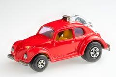 Volkswagen Super Beetle Royalty Free Stock Photography