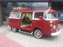 Volkswagen T2 Royalty Free Stock Image