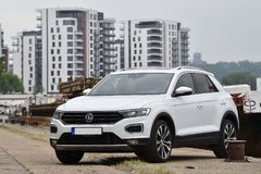 Volkswagen-T-Roc Lizenzfreie Stockfotos