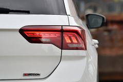 Volkswagen-T-Roc Stockfoto