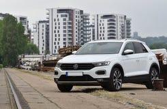 Volkswagen-T-Roc Stockbild