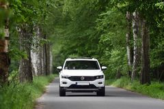 Volkswagen-T-Roc Lizenzfreies Stockbild