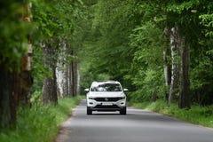 Volkswagen-T-Roc Lizenzfreies Stockfoto