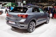 Volkswagen-t-Roc auto royalty-vrije stock afbeelding