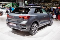Volkswagen T-Roc car royalty free stock image