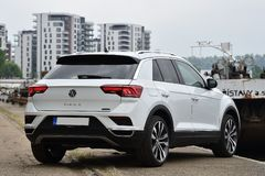 Volkswagen T-Roc Royalty Free Stock Photo