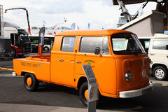Volkswagen T2 Pickup from 1977 Royalty Free Stock Photos