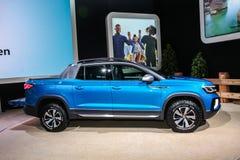 Volkswagen Tarok immagini stock libere da diritti