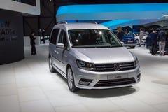 2015 Volkswagen-Theebus Stock Afbeelding