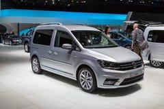 2015 Volkswagen-Theebus Stock Foto's