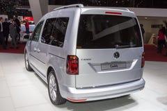 2015 Volkswagen-Theebus Stock Foto