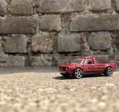 Volkswagen-Theebus Rock Solid stock afbeeldingen
