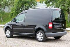 Volkswagen-theebus 2006 zwarte Royalty-vrije Stock Foto's
